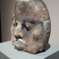 Olmec Head_side